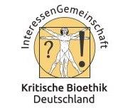 Logo InteressenGemeinschaft Kritische Bioethik Deutschland