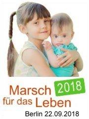 Marsch für das Leben 2018