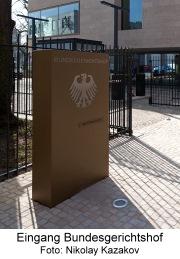 BGH-Eingang
