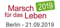 Marsch für das Leben 21.09.2019 Berlin
