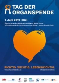 Tag der Organspende 2019