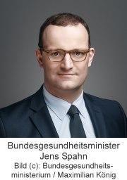 Bundesgesundheitsminister Spahn