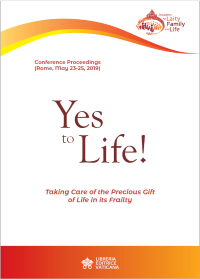 Cover Yes to life